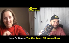 Can a book teach you PR? (Ft. Karen Freberg)