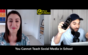 You can Teach Social Media in School? (Ft. Brianne Fleming (Marketing Professor)